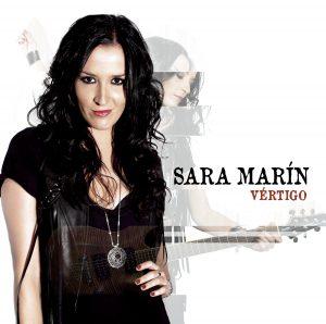 nuevo disco Sara Marín Vértigo