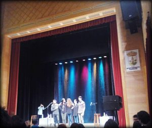 7.11.15 Toledo con Rozalén